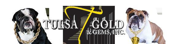 Tulsa Gold & Gems Logo